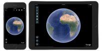 Google Earth для iPhone и iPad
