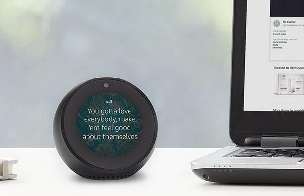 Amazon Echo Spot 1