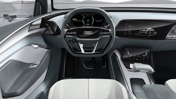 Audi e-tron Sportback 3