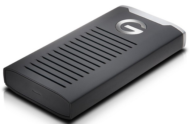 G-Drive Mobile SSD R-Series 1