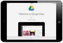 Google Drive ipad