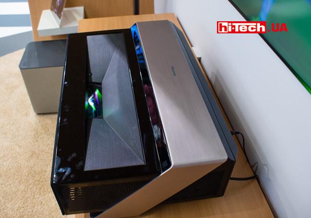 Проектор Hisense Laser TV