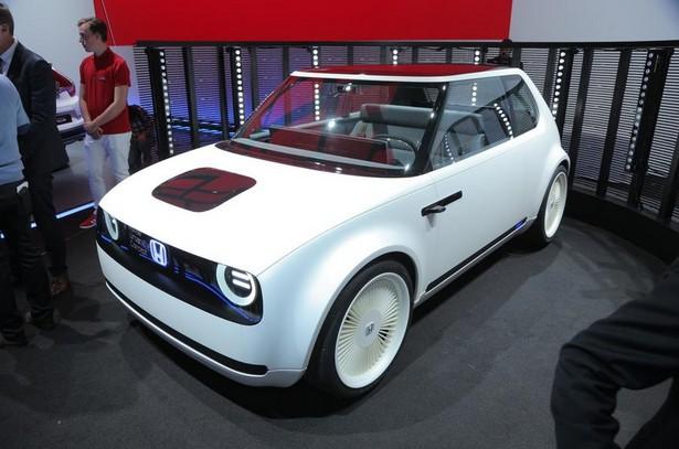 Honda Urban EV Concept 1