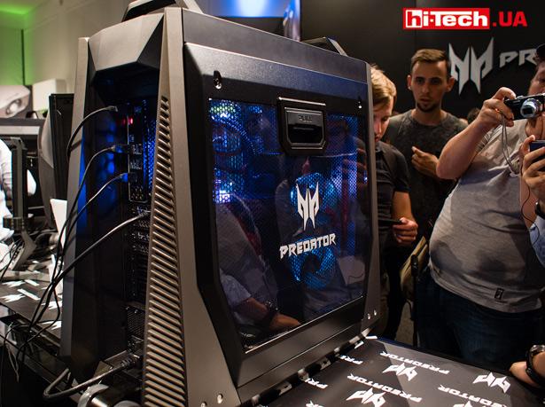 Игровой ПК ПК Acer Predator Orion 9000 с 18-ядерным процессором Intel Core i9