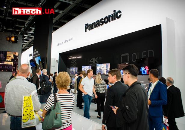 Телевизоры Panasonic на IFA 2017