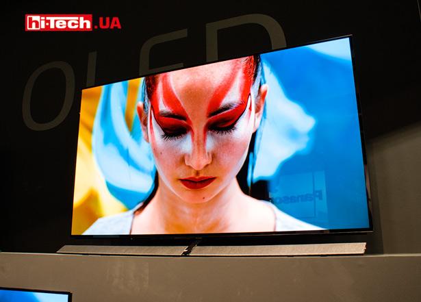 Новый 77-дюймовый топовый OLED-телевизор Panasonic EZ1000