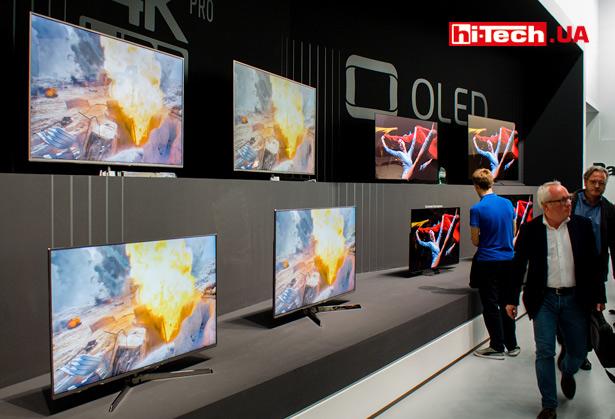 Телевизоры на IFA 2017