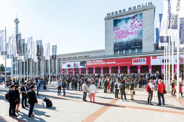 Итоги, тренды выставки IFA 2017