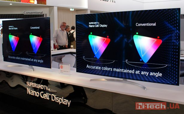 LG-TV-NanoCell IFA 2017