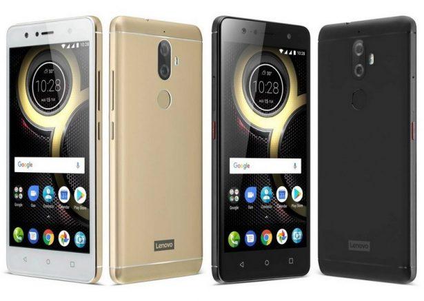 Lenovo представила удивительный смартфон сдвойной камерой