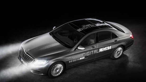 Mercedes-Benz Digital Light 2