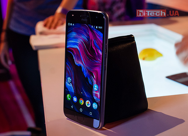 Смартфон Moto X4 представлен вверсии андроид One