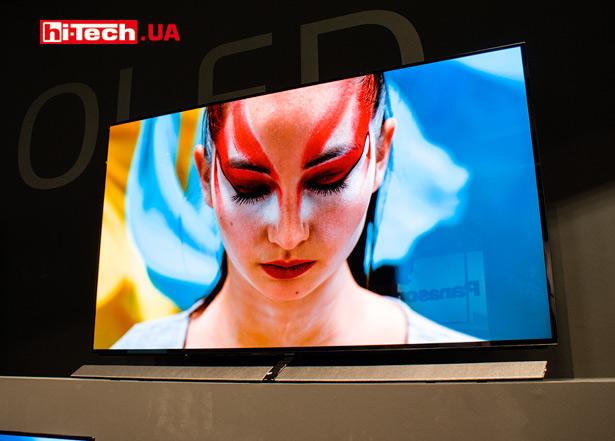 77-дюймовый OLED-телевизор Panasonic топовой линейки EZ1000