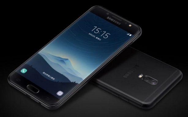Samsung Galaxy C8 1