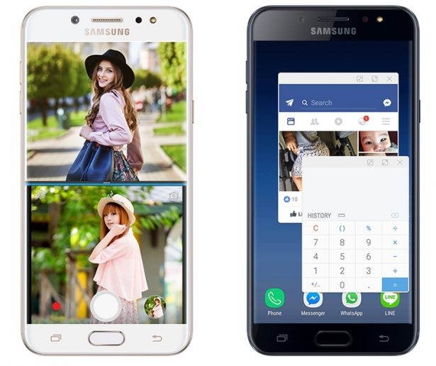 Samsung Galaxy J7+ 3