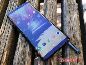 Samsung Galaxy Note8 test 12