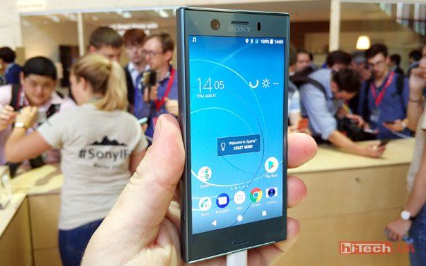 Sony Xpera XZ1 Compact IFA 2017 11