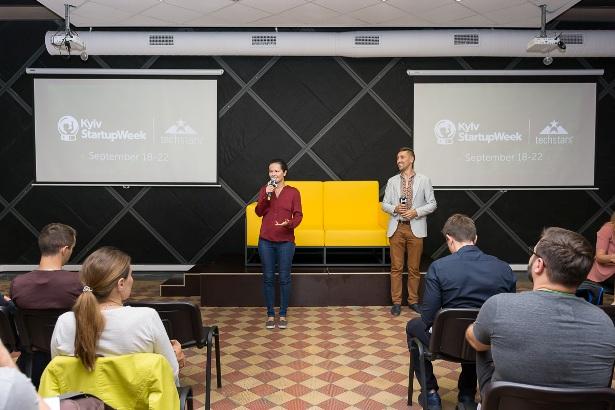 Techstars Startup Week-05