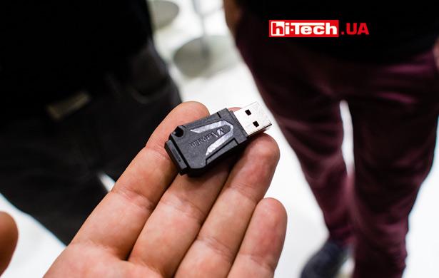 USB-флешка Verbatim в защищенном от механических воздействий корпусе