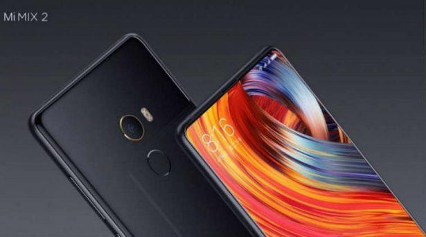 Xiaomi Mi Mix 2 4