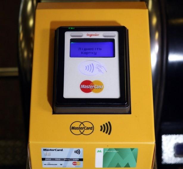 metro kyiv mastercard free