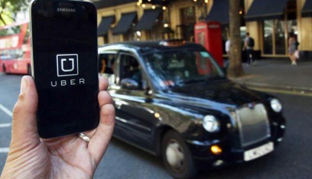 uber london cab