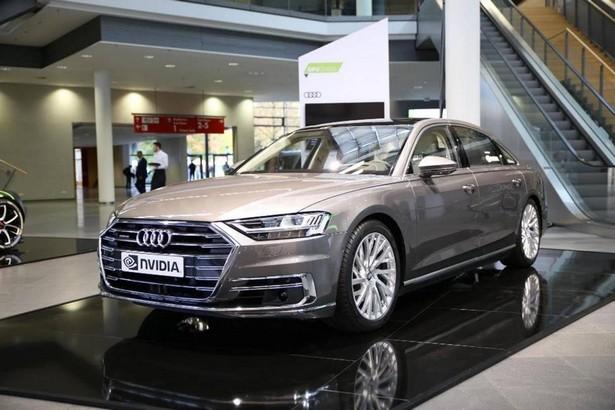 Audi A8L 3.0 Quattro GTC Europe Nvidia