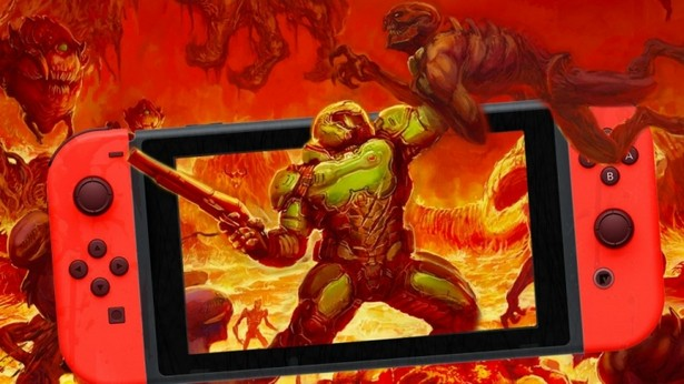 DOOM для Nintendo Switch