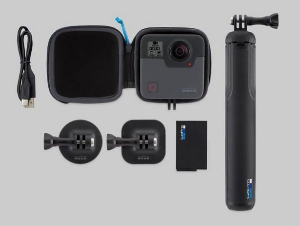 GoPro Fusion 3