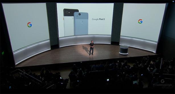 Презентация Google Pixel 2 и Pixel XL 2