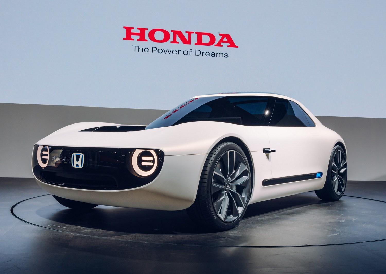 Honda at 2017 Tokyo Motor Show