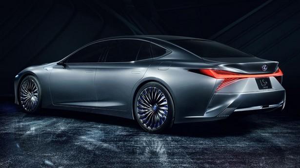 Lexus LS+ 4