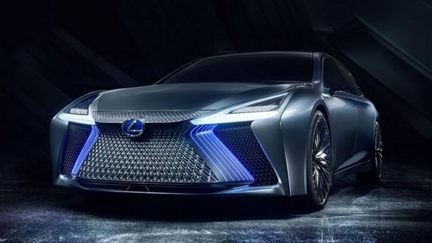 Lexus LS+ 6