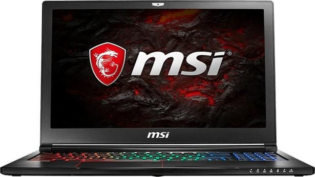 MSI GS63 7RD Stealth 1