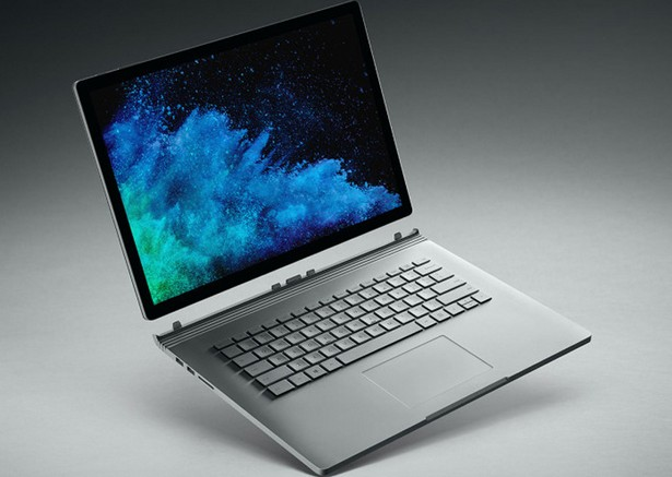 Microsoft Surface Book 2 1