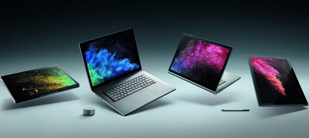 Microsoft Surface Book 2 2