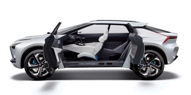 Mitsubishi e-Evolution 4