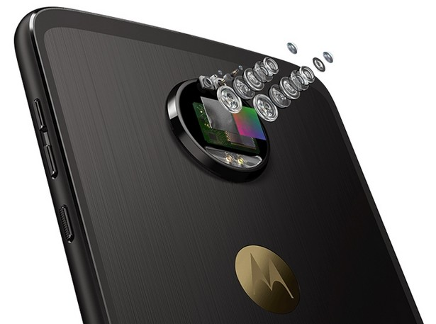 Moto Z 2018 Kingsman VIP Special Edition 2