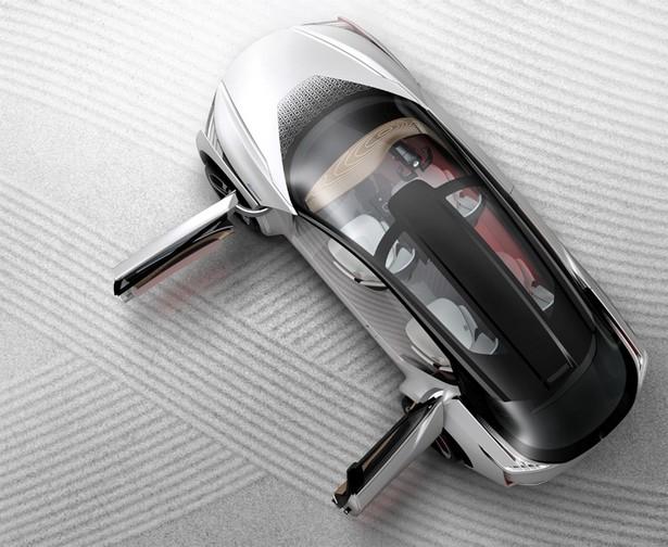 Nissan IMx 4