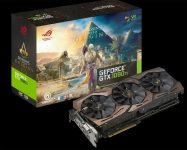 ROG Strix GeForce GTX 1080 Ti Assassins Creed Origins Edition 1