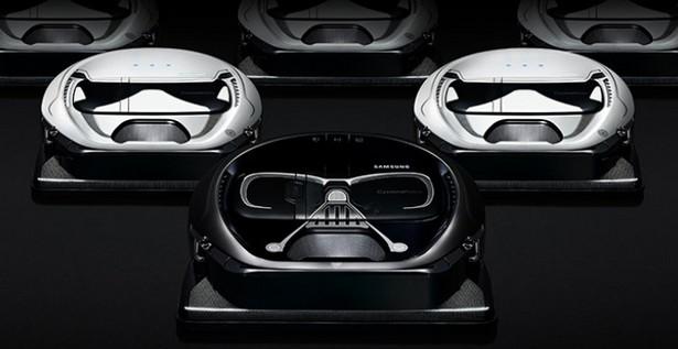 Samsung Darth Vader vacuum 3