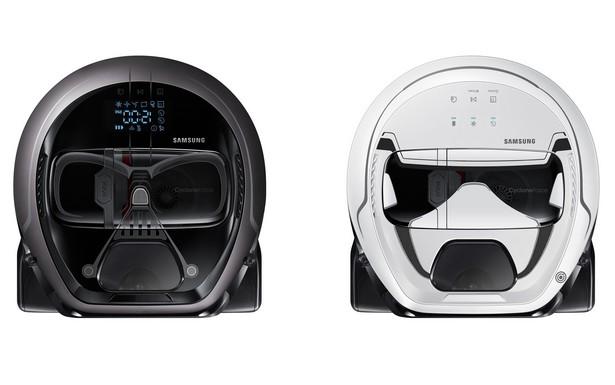 Samsung Darth Vader vacuum