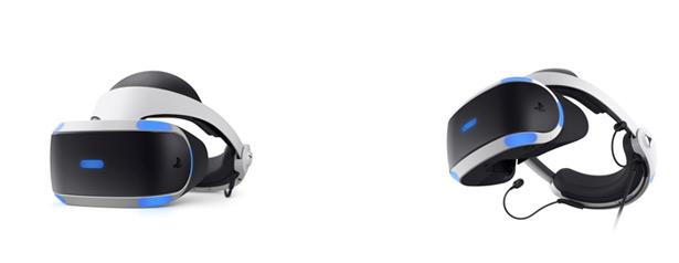 Обновленный шлем виртуальной реальности PlayStation VR
