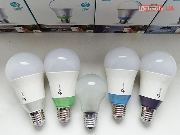 TP-Link LB100 LB130 lamps 01