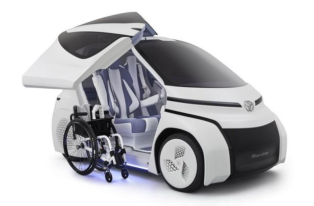 Toyota Concept-i Ride 1