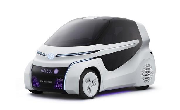 Toyota Concept-i Ride 2