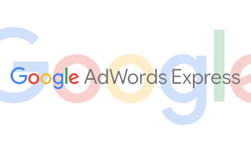 google adwords express back