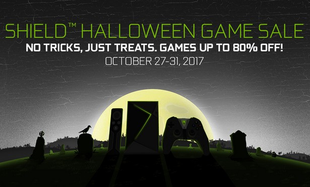 shield tv helloween sale