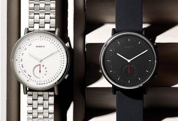 Misfit Command: минималистичные гибридные умные часы