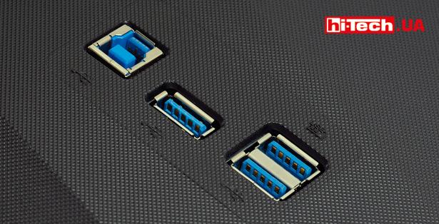 Даже в режиме ожидания на один из USB-портов подводится питание. <a href=